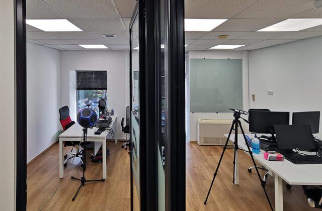 office noise measurement